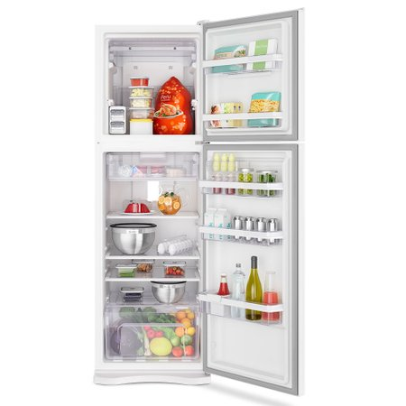 Geladeira Electrolux Top Freezer 402L DF44 Branco