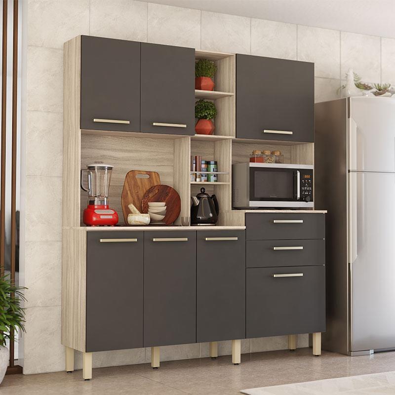 Kit Para Cozinha Demobile Encanto