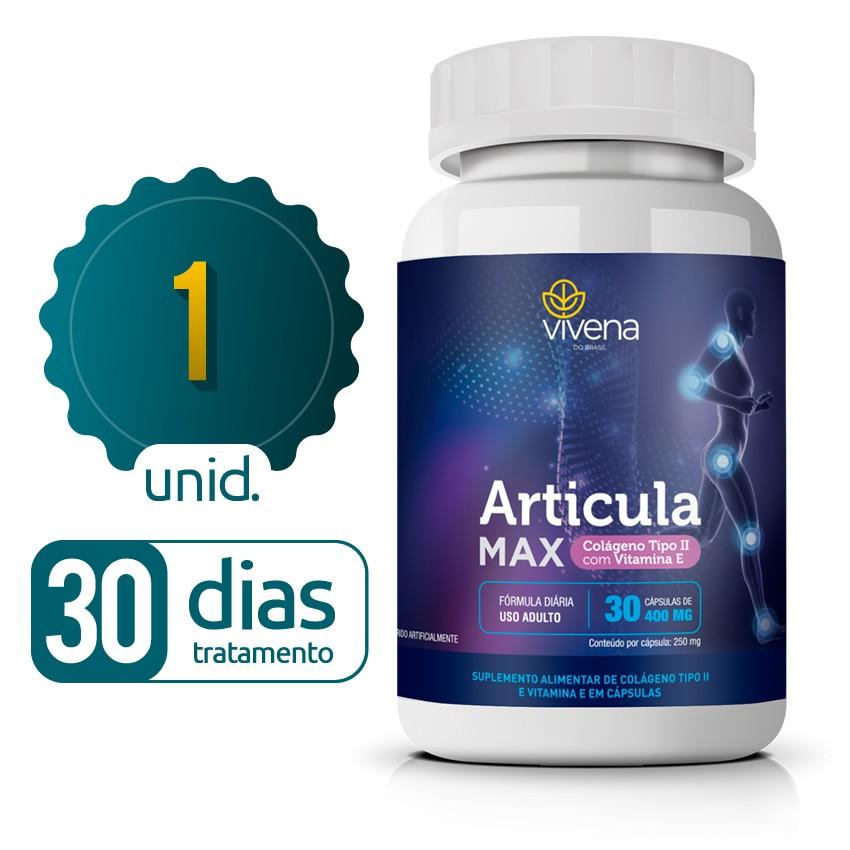 Articula Max - 01 Frasco - 30 dias de tratamento