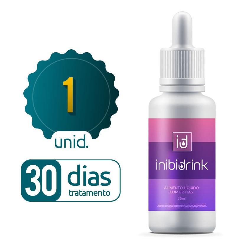 Inibi Drink - 01 Frasco - 30 dias de tratamento