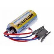 Bateria de lítio A6BAT 3,6 V 1600mA para Servo Acionamento