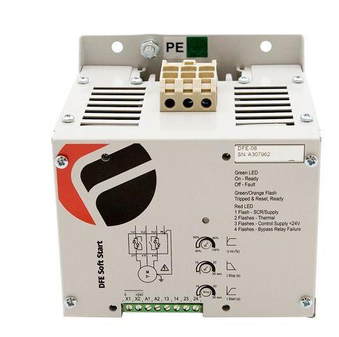 Chave de Partida Soft Start 80A (400V) para motor trifásico de 22 a 45KW