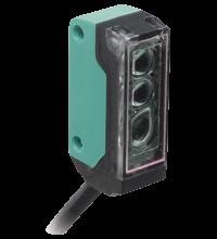 Sensor fotoelétrico difuso, 10-30 VDC, range 3...50mm, PNP NA, IP67