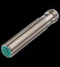 Sensor Indutivo M12, Sn 4mm (faceado), 10-30 VDC, NPN, NA, IP68/IP69K