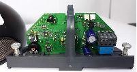 Sensor radar para porta automática