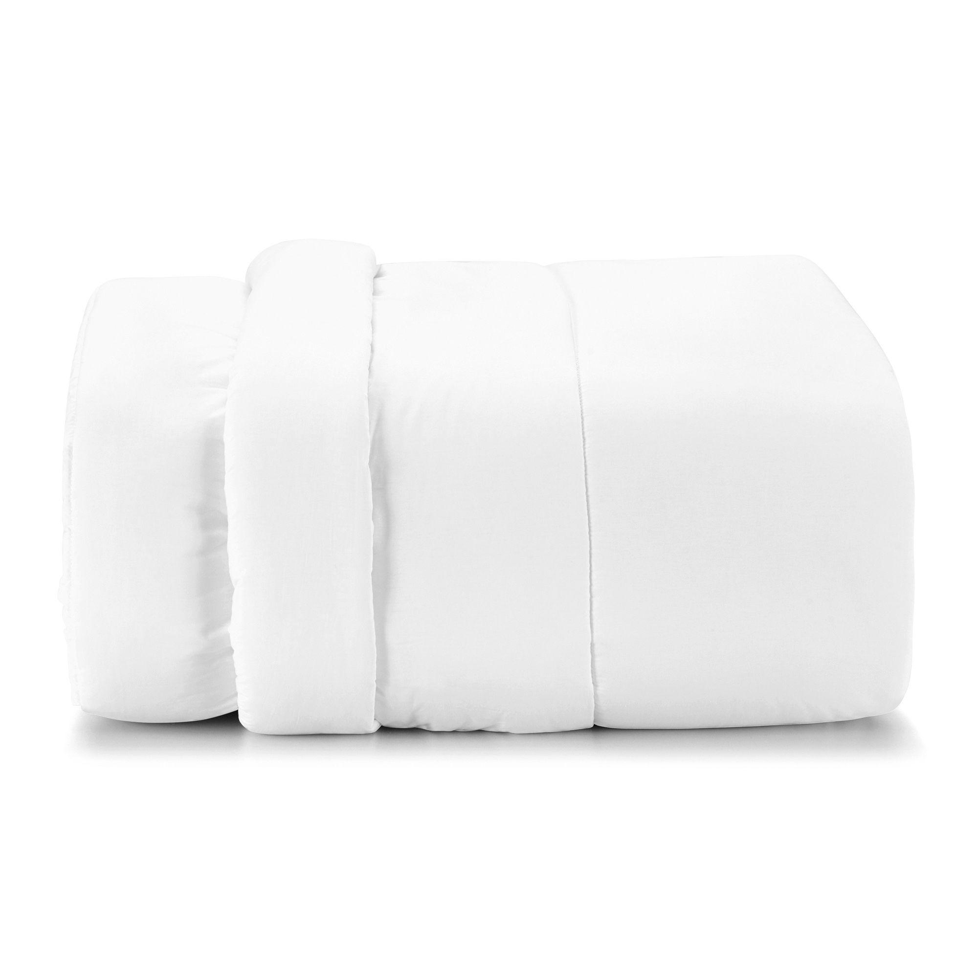 Edredom Karsten Casal Queen Liss Branco 100% Algodão