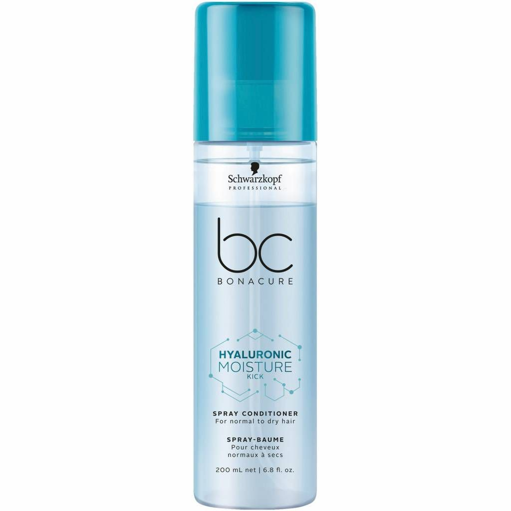 Schwarzkopf Cond. BC Moisture Kick Spray Leave-in 200ml