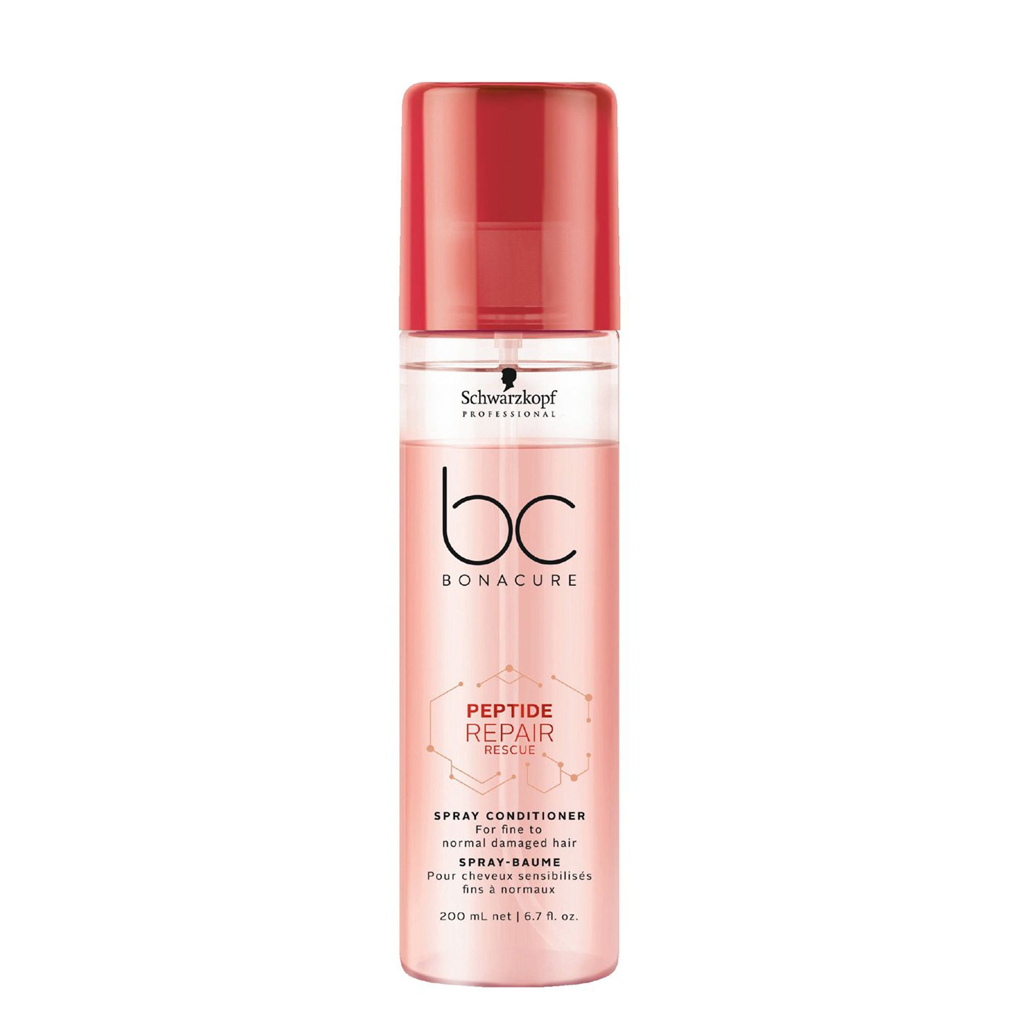 Schwarzkopf Cond. BC Repair Rescue Spray Leave-in 200ml