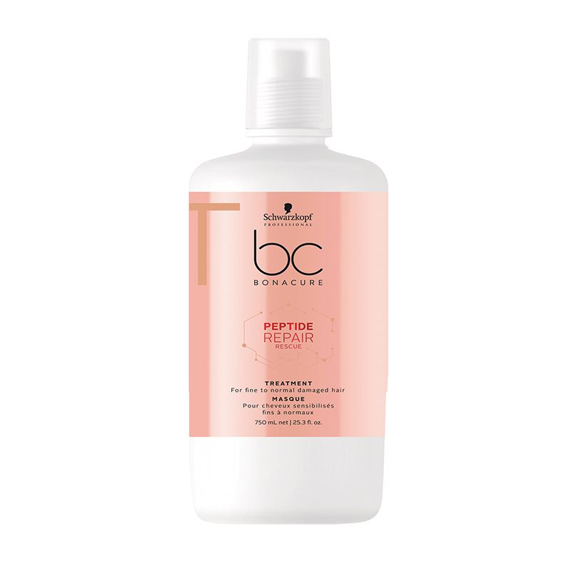Schwarzkopf Máscara BC Repair Rescue 750ml