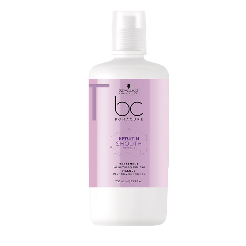 Schwarzkopf Máscara BC Smooth Perfect 750ml