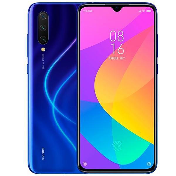 """Smartphone Xiaomi Mi A3 Dual SIM 128GB de 6.088"""" 48+8+2MP/32MP OS 9.0 - Not just Blue  - Univesal Shop"""