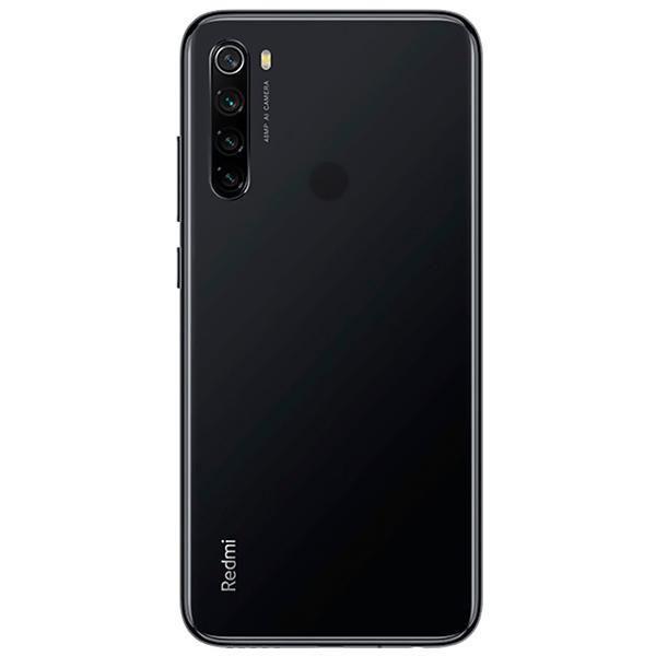 """Smartphone Xiaomi Redmi Note 8 Dual SIM 64GB 6.3"""" 48+8+2+2MP/13MP OS 9.0 - Space Black  - Univesal Shop"""