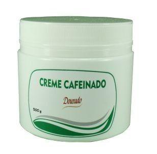 Creme Cafeinado 500gr