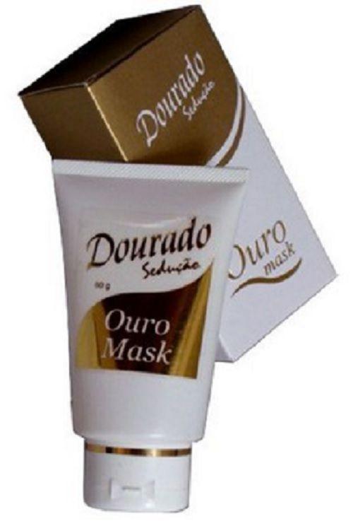 Máscara De Ouro Ouromask 70gr