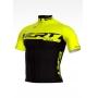 Camisa Ciclismo ERT New Elite Racing - Unissex - Amarelo
