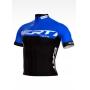 Camisa Ciclismo ERT New Elite Racing - Unissex - Azul