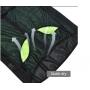 Colete Corta Vento Wosawe - Verde Neon