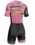 Macaquinho de Ciclismo AR Sport Wear - Rosa