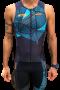 Macaquinho de Triathlon Woom Ultra - Sem manga