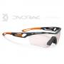 Óculos de Ciclismo Dvorak One 3 lentes - Grafite