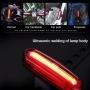 Refletor Traseiro Vermelho/Branco com carregador