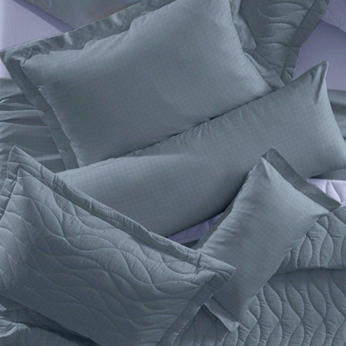 Fronha Body Pillow 40x130cm Unique Toque Acetinado Linha Play
