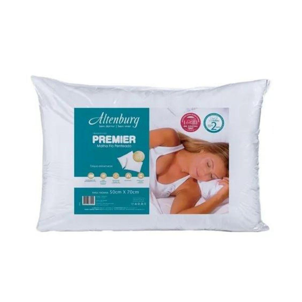 Travesseiro Premier 50 x 70 cm