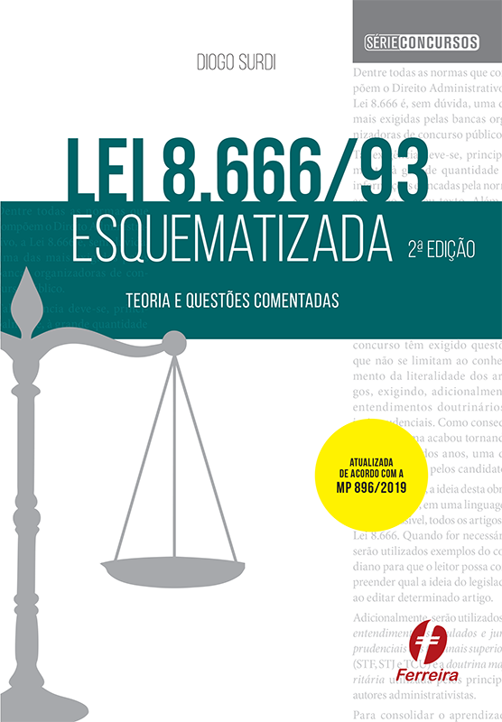 Lei 8.666/93 Esquematizada