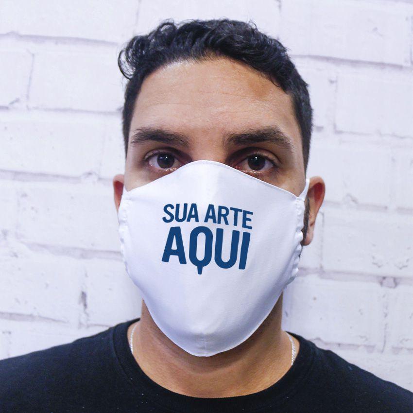 10 unidades Máscara Personalizada