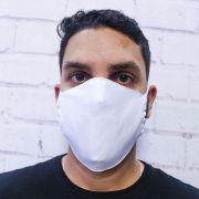 Máscara Branca