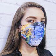 Máscara Espírito Santo - Capixaba