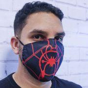 Máscara Homem Aranha Ultimate