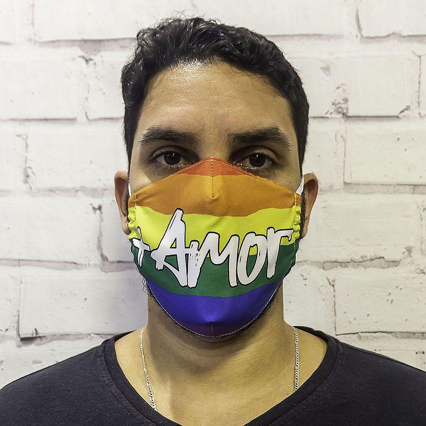 Máscara +Amor
