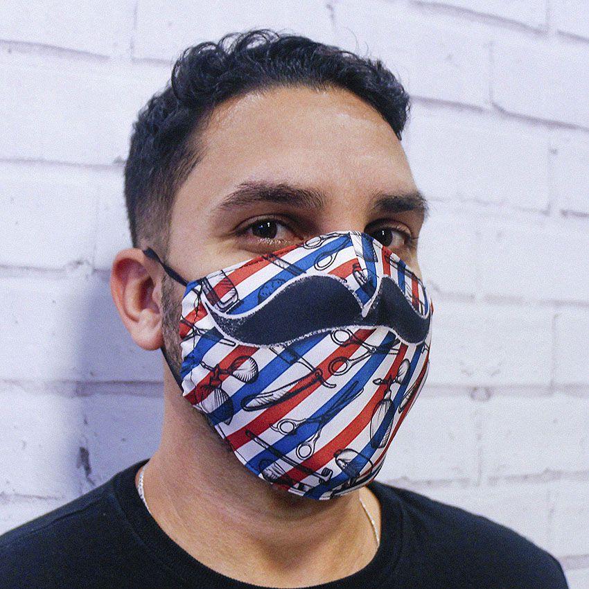 Máscara Barberaria