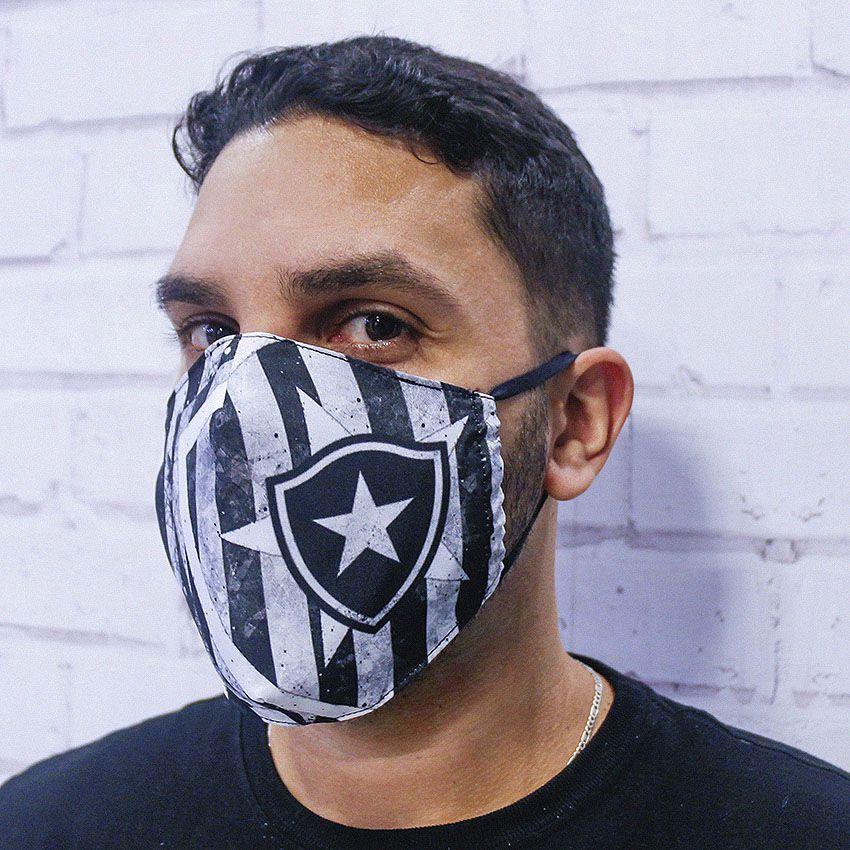 Máscara Botafogo