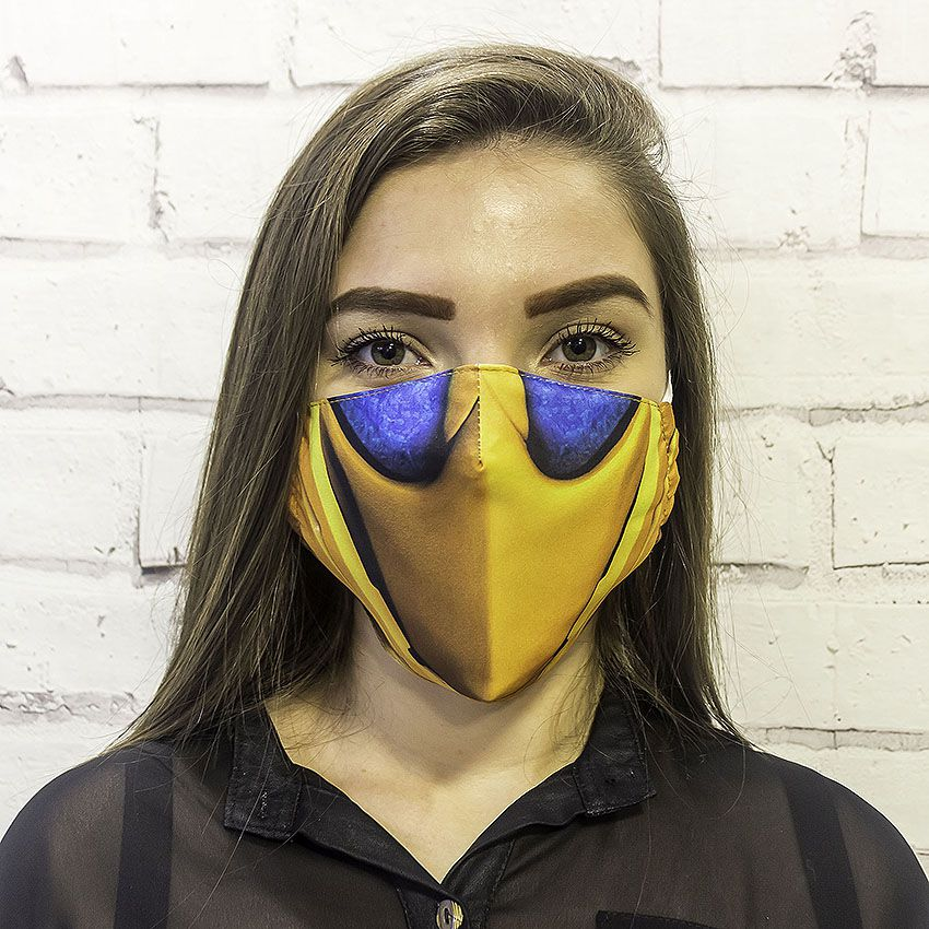Máscara Bumblebee