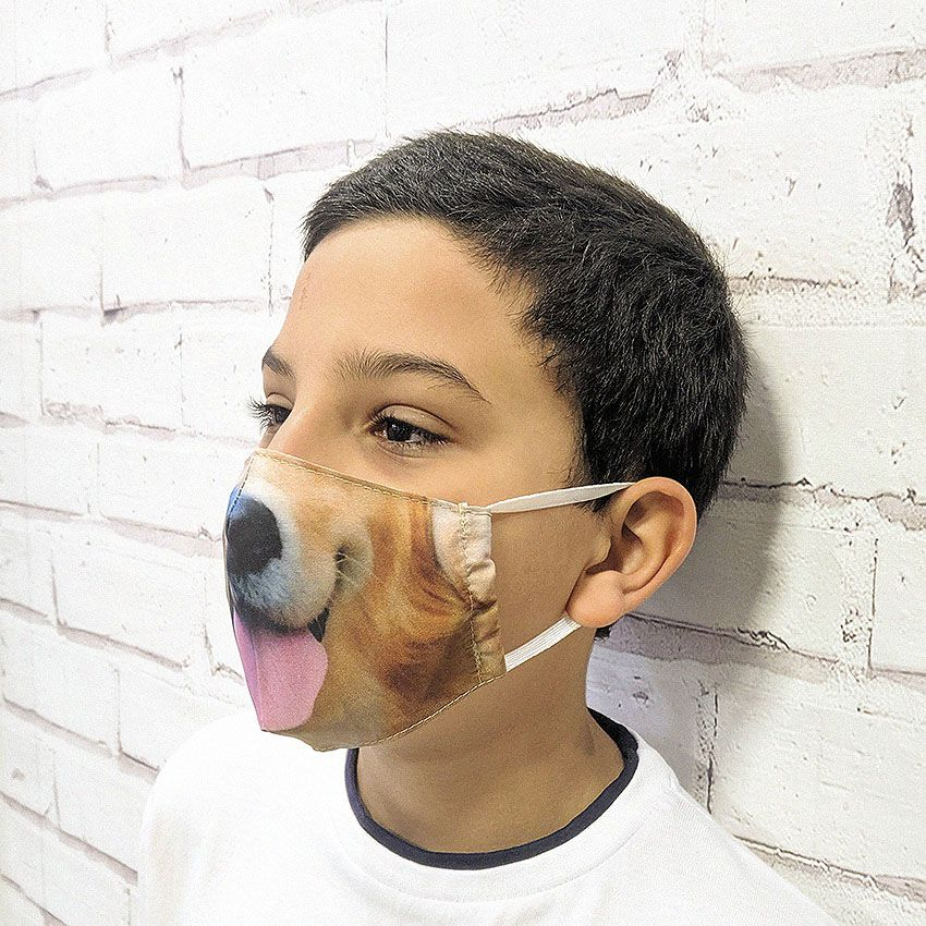 Máscara Cachorro