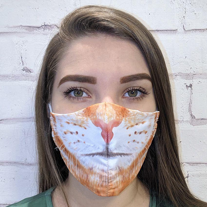 Máscara Gatinho