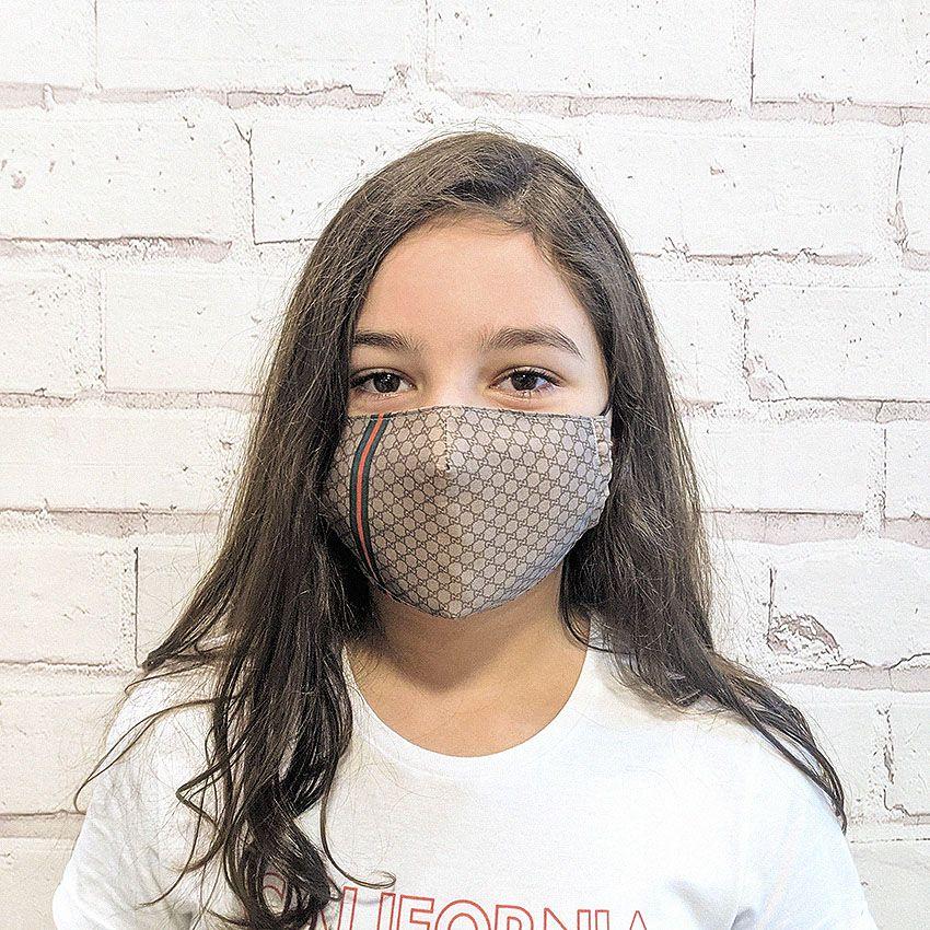 Máscara Gucci