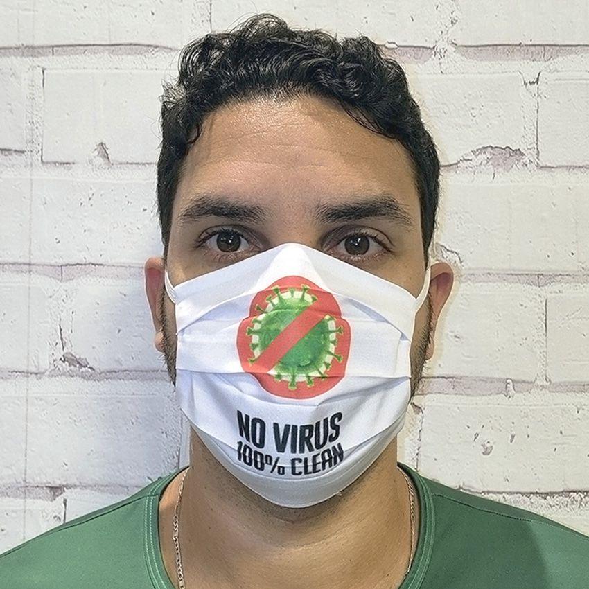 Máscara No Virus