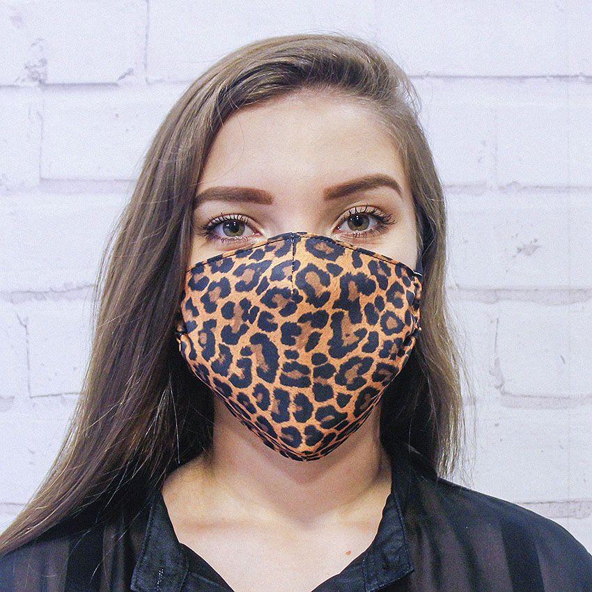 Máscara Oncinha