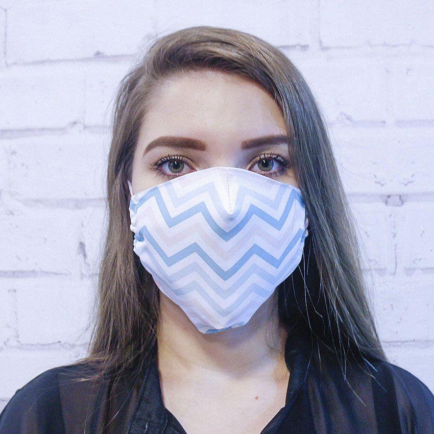 Máscara Ondas