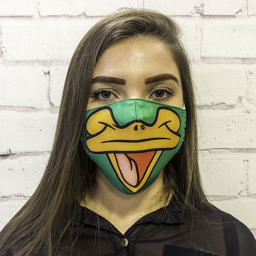 Máscara Patolino