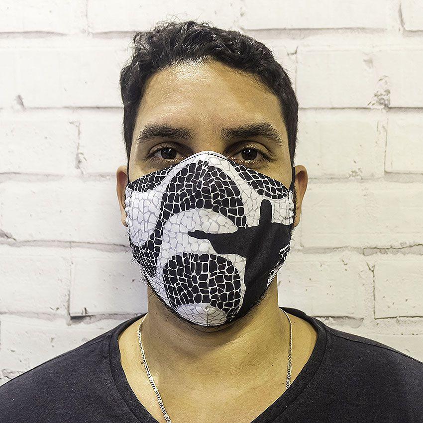 Máscara Rio de Janeiro - Carioca