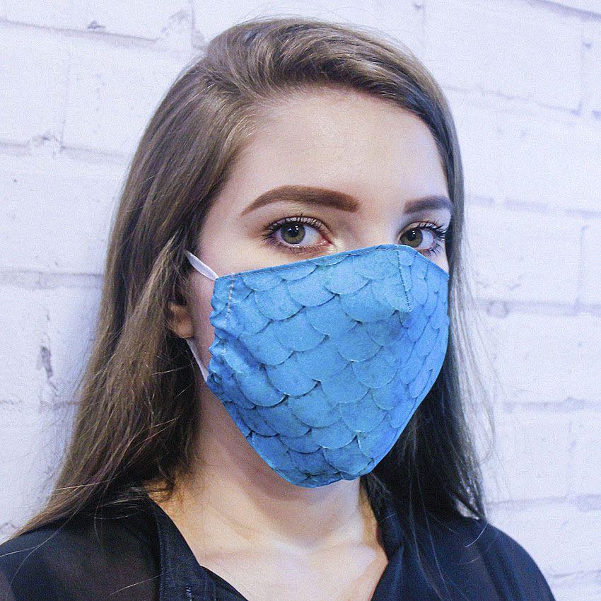 Máscara Sereia