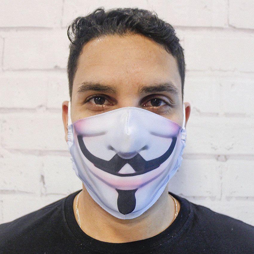 Máscara V Vingança