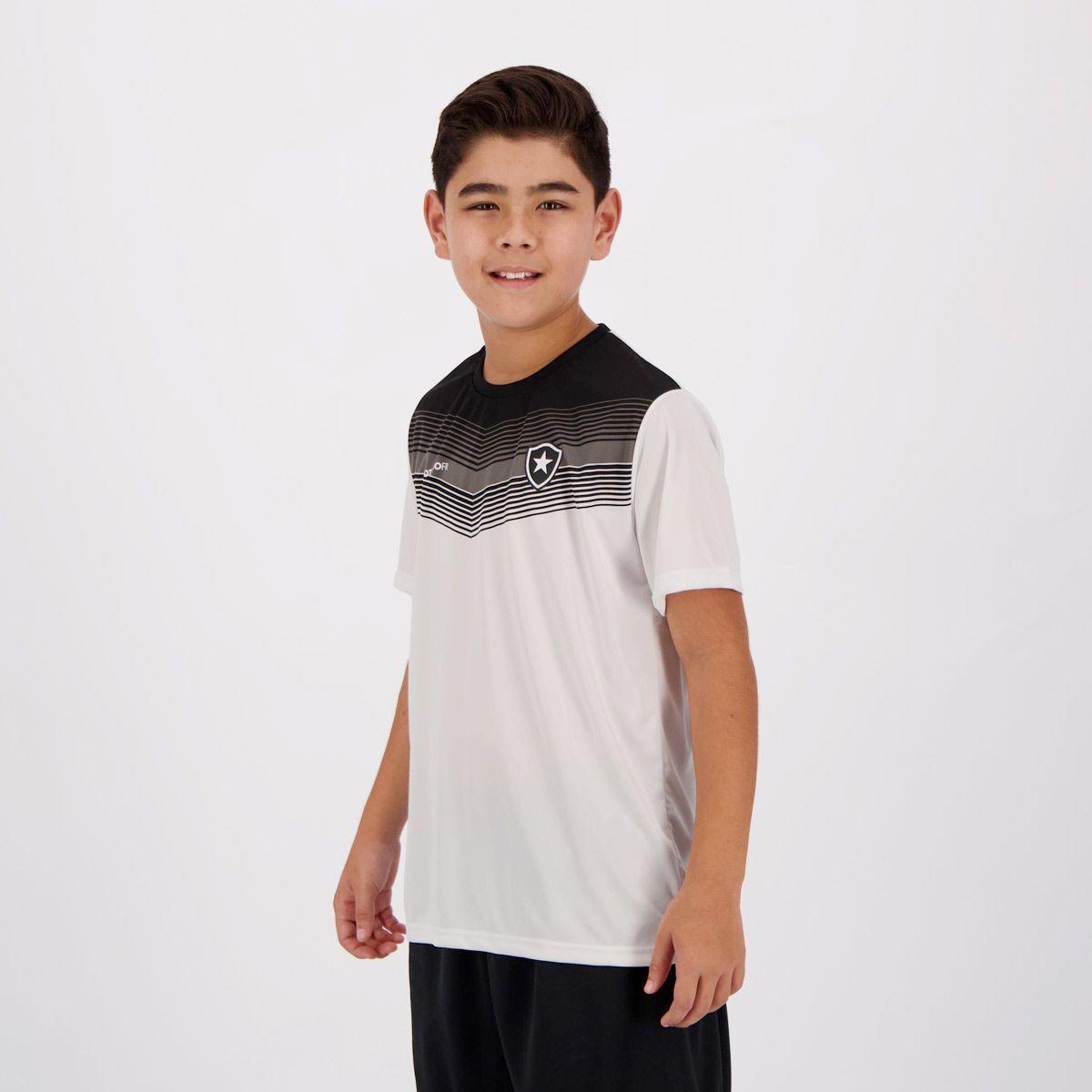 Camisa Botafogo Forest Infantil