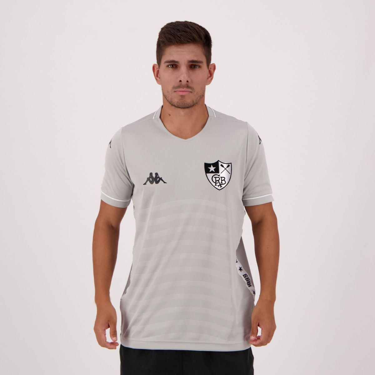 Camisa Kappa Botafogo Goleiro II 2019