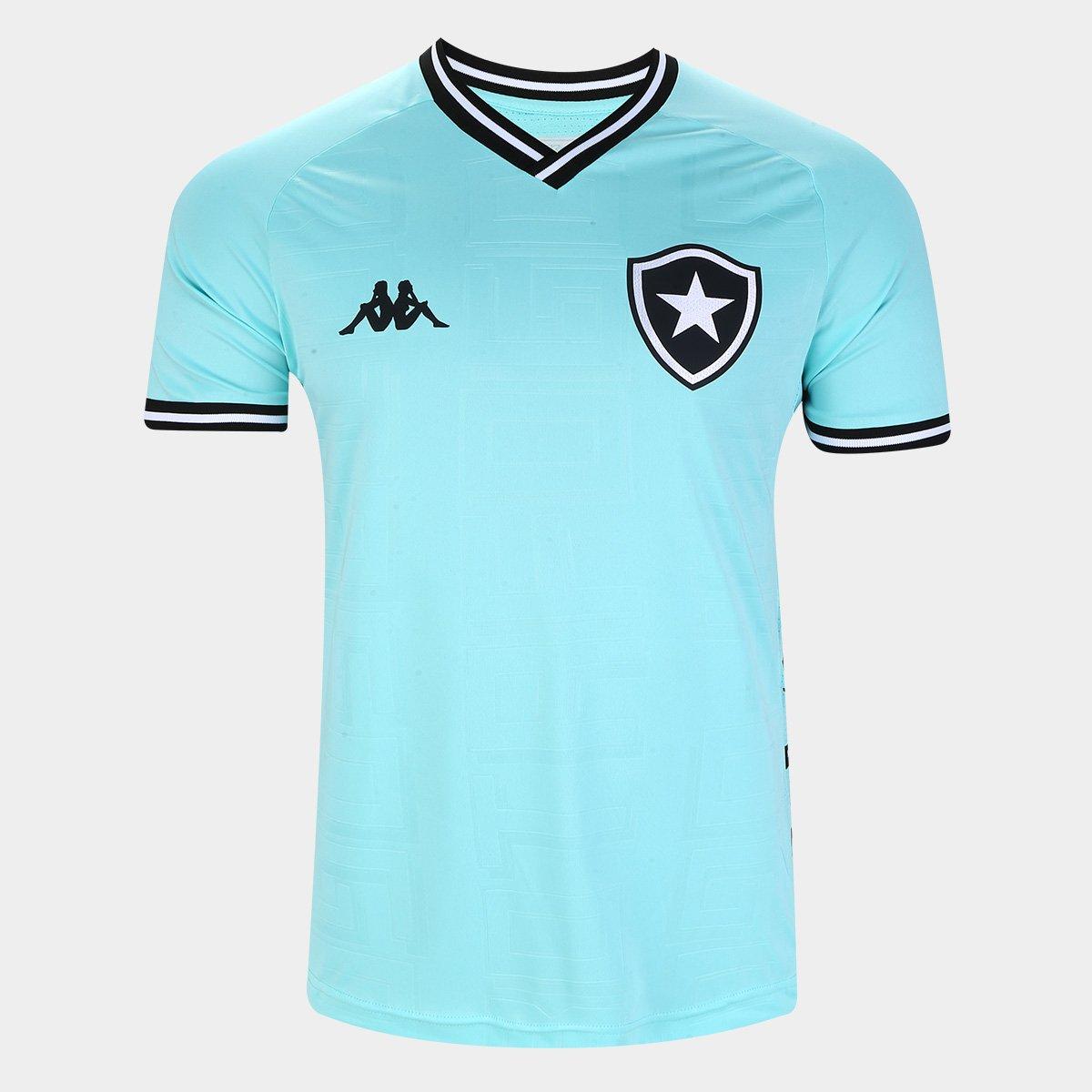 Camisa Kappa Botafogo Goleiro III