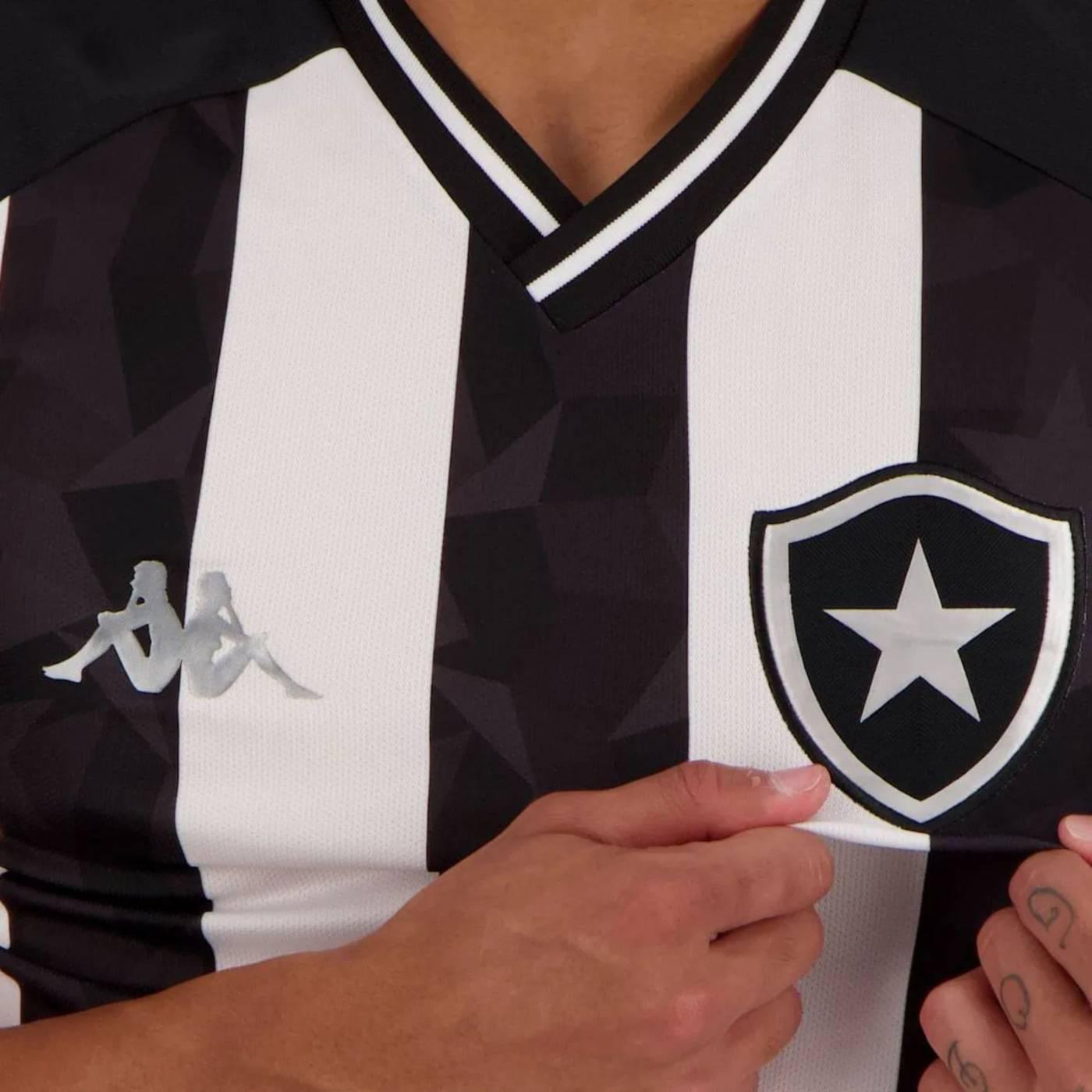 Camisa Kappa Botafogo I 2019 4 Honda Especial
